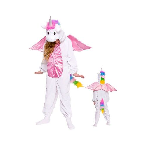 Childrens Child Unicorn Costume Unisex Fancy Dress